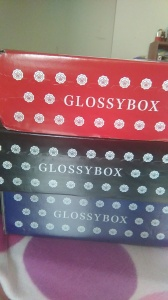Glossybox duplicated my order. For Free!