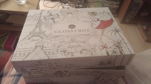 Glossybox - the Parisian way