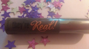 Benefit They're Real mascara - it transfers onto my brow bone and leaves inky smudges, even on cold days. Not impressed!!